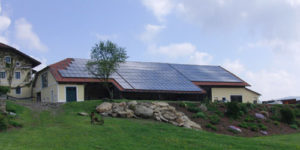 Solaranlage Dach - 38 kWp