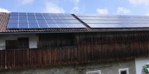 Solaranlage Dach - 12 kWp